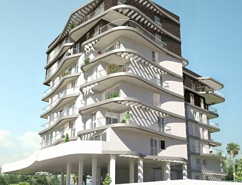 apartments in Calpe
